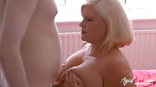 AgedLovE Hardcore Sex with Mature Lacey Starr