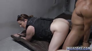Chubby black milf and fucked in gym We performed a sting operation to