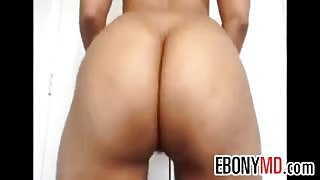 Beautiful Ebony Booty Compilation