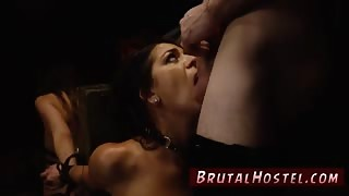 Tall vs short domination and bondage squirt compilation Two young