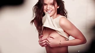 Kendall Jenner leaked nudes in fappening video