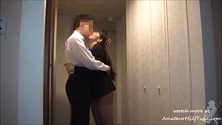 asian milf housewife cheating with doctor - visit AmateurMilfTube.com to watch more videos
