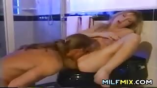 MILF Fucked In The Bathroom