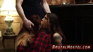 Strapon slave gagged xxx Excited youthfull tourists Felicity Feline