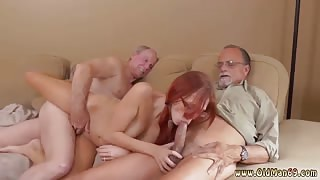 Old guy young girl shower and mature old and young lesbian hd Duke