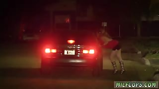 Interracial anal hd Prostitution Sting takes freak off the streets