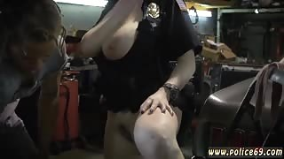 Megan rain bbc anal and big body milf first time Chop Shop Owner Gets