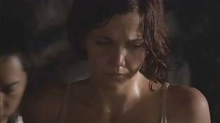 Poor Maggie Gyllenhaal Undressed & Inspected By Police