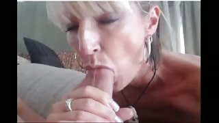 Slutty blonde milf gets pussy fucked on cam-part2 on webgirlsoncam.com